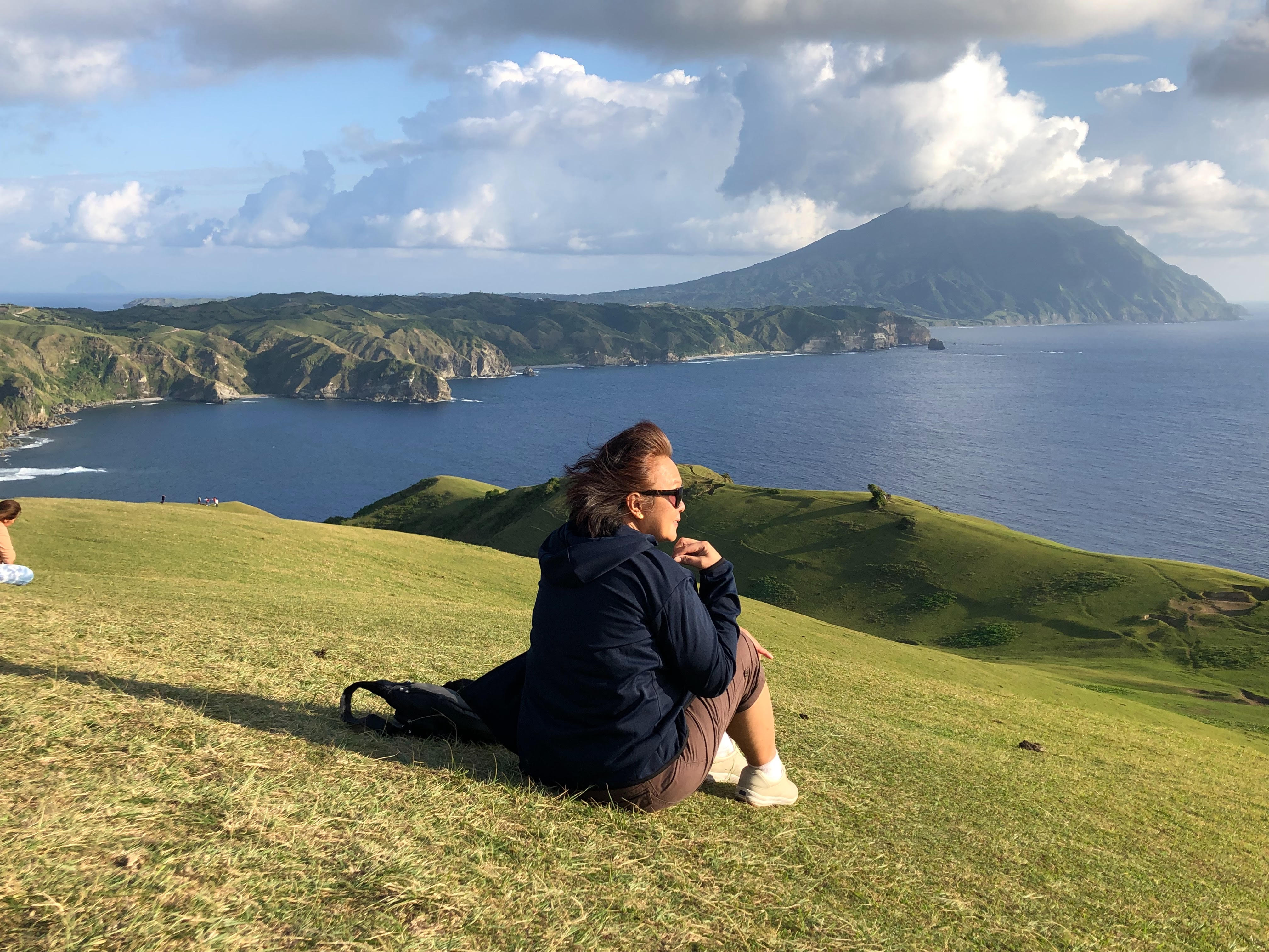 Mila Ong Enjoys the Beauty of Batanes