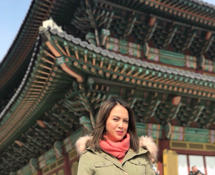 Traveler Feature: Roxanne Velasco in Korea