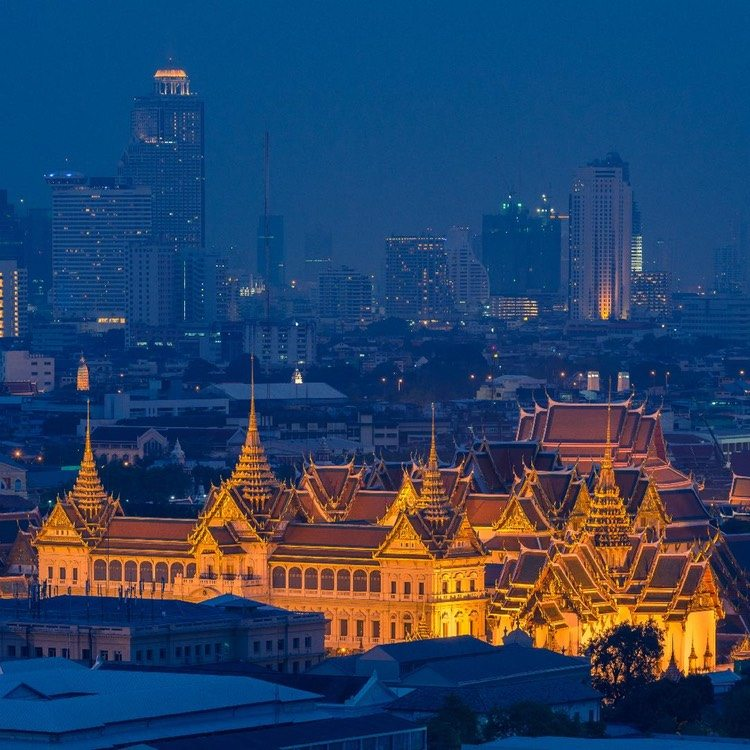 5 Reasons to Visit Bangkok