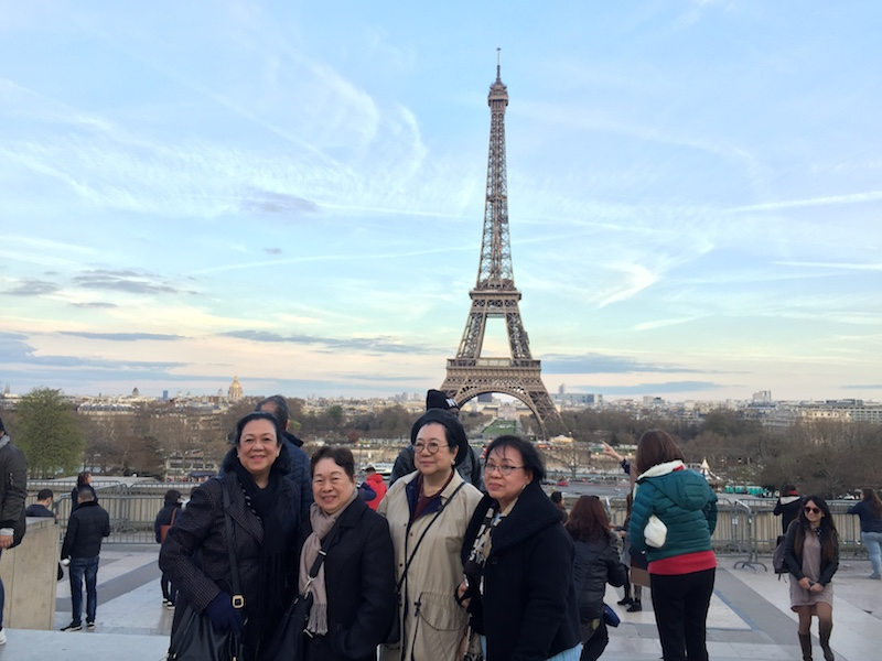 Traveler Feature: Francisco Family To Europe
