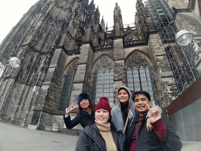 Traveler Feature: Licayan Family Bonding In Europe