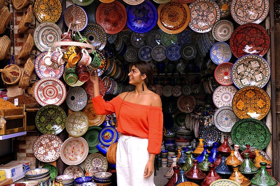 5 Tips for Souk Shopping in Morocco